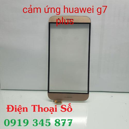 Thay Mat Kinh Huawei G7 Plus