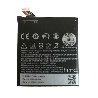 pin HTC One E9 Plus