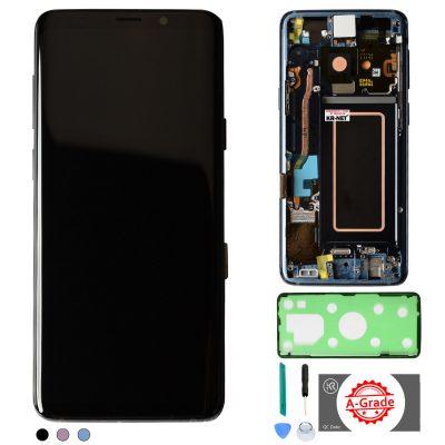 Lỗi màn hình bị đen không lên man hinh Samsung S9 / S9 Plus