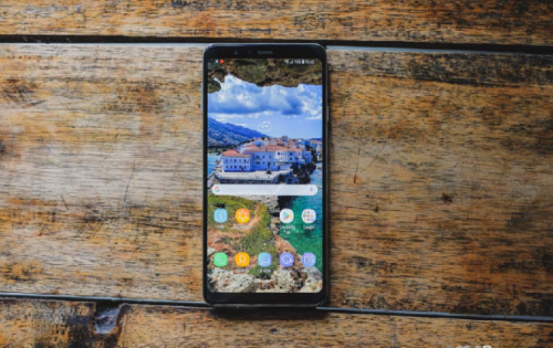 Lỗi cảm ứng Samsung A8 / A8 Plus