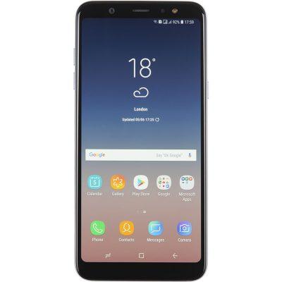Samsung A8 mất đèn màn hình