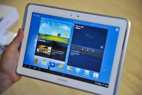 Cảm biến ánh sáng, cảm biến tiệm cận Samsung Tab Note