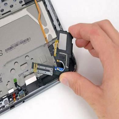 Sửa Samsung Tab Note mất âm thanh nghe gọi