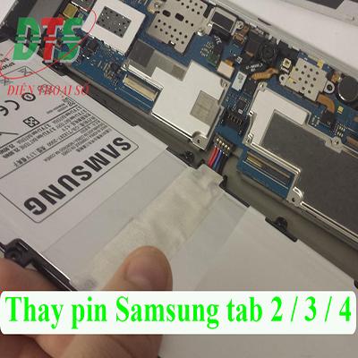 Thay pin Samsung Tao 2 / 3 / 4 / 7