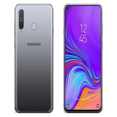 Samsung A8s, A8s Lite hao pin, hao nguồn