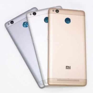 Thay nắp Xiaomi Redmi Note 7