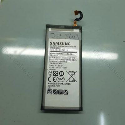 Thay Pin Samsung J7 Plus