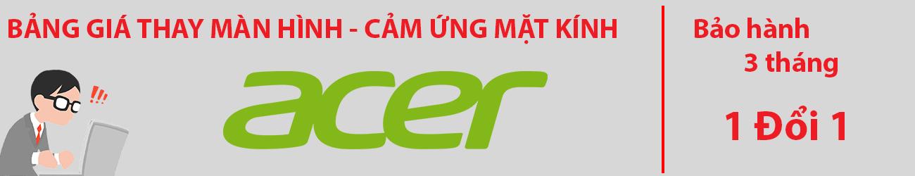 Bảng giá Acer