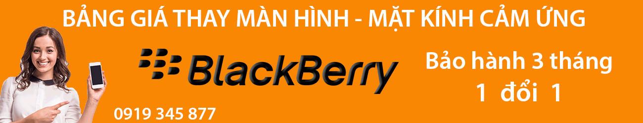 Bảng giá Blackberry