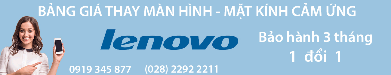 Bảng giá Lenovo