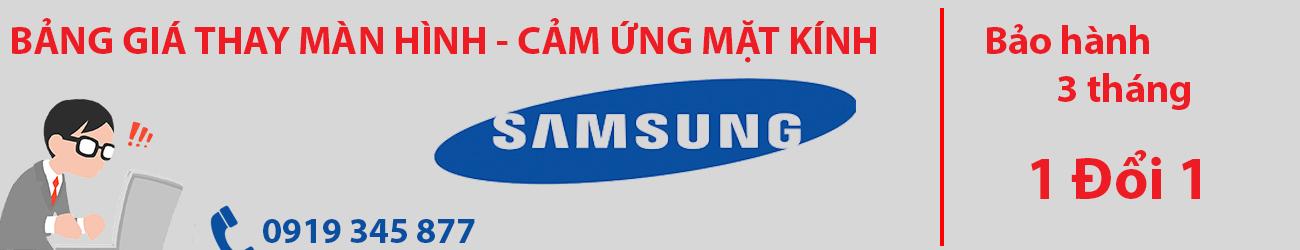 Bảng giá Samsung