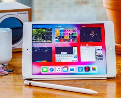 iPad Mini 5 loạn cảm ứng, sọc màn hình