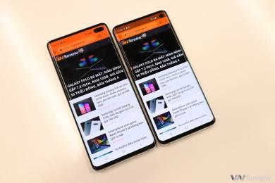 Miếng Dán Cường Lực Màn Hình Samsung S10e