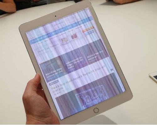 Thay màn hình iPad Gen5 2017