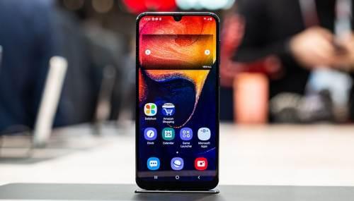Thay màn hình Samsung A50