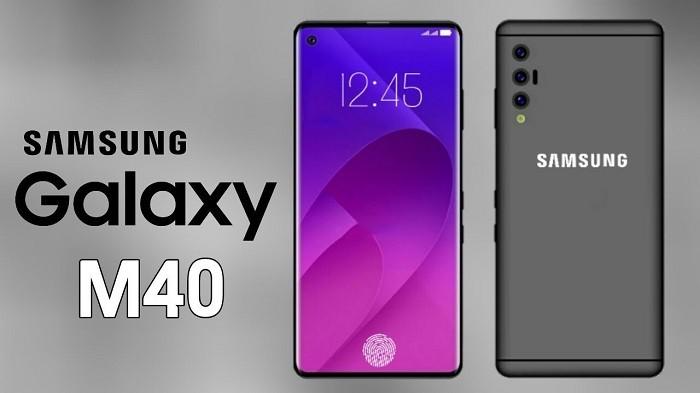 Thay màn hình Samsung M40