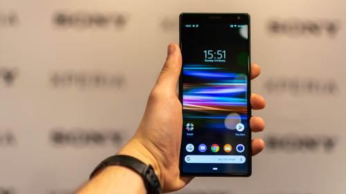 Thay màn hình Sony Xperia 10 Plus