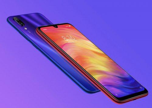 Thay màn hình Xiaomi Redmi 7 chính hãng, chất lượng