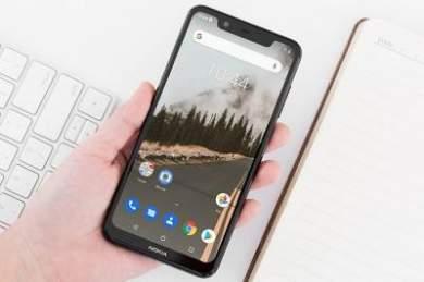 Thay màn hìnhnh Nokia 5.1 Plus (X5)