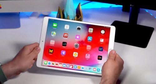 Thay mặt kính iPad Air 10.5