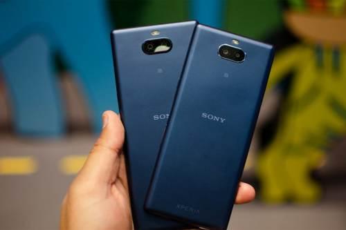 Thay mặt lưng Sony Xperia 10 Plus