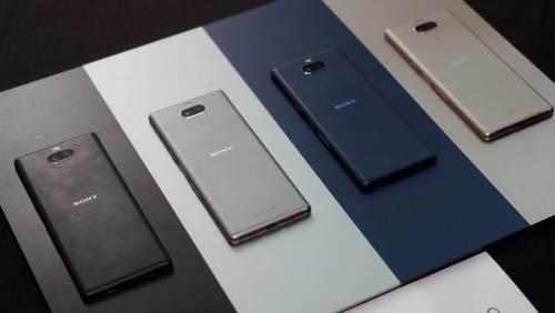 Thay mặt lưng Sony Xperia 10