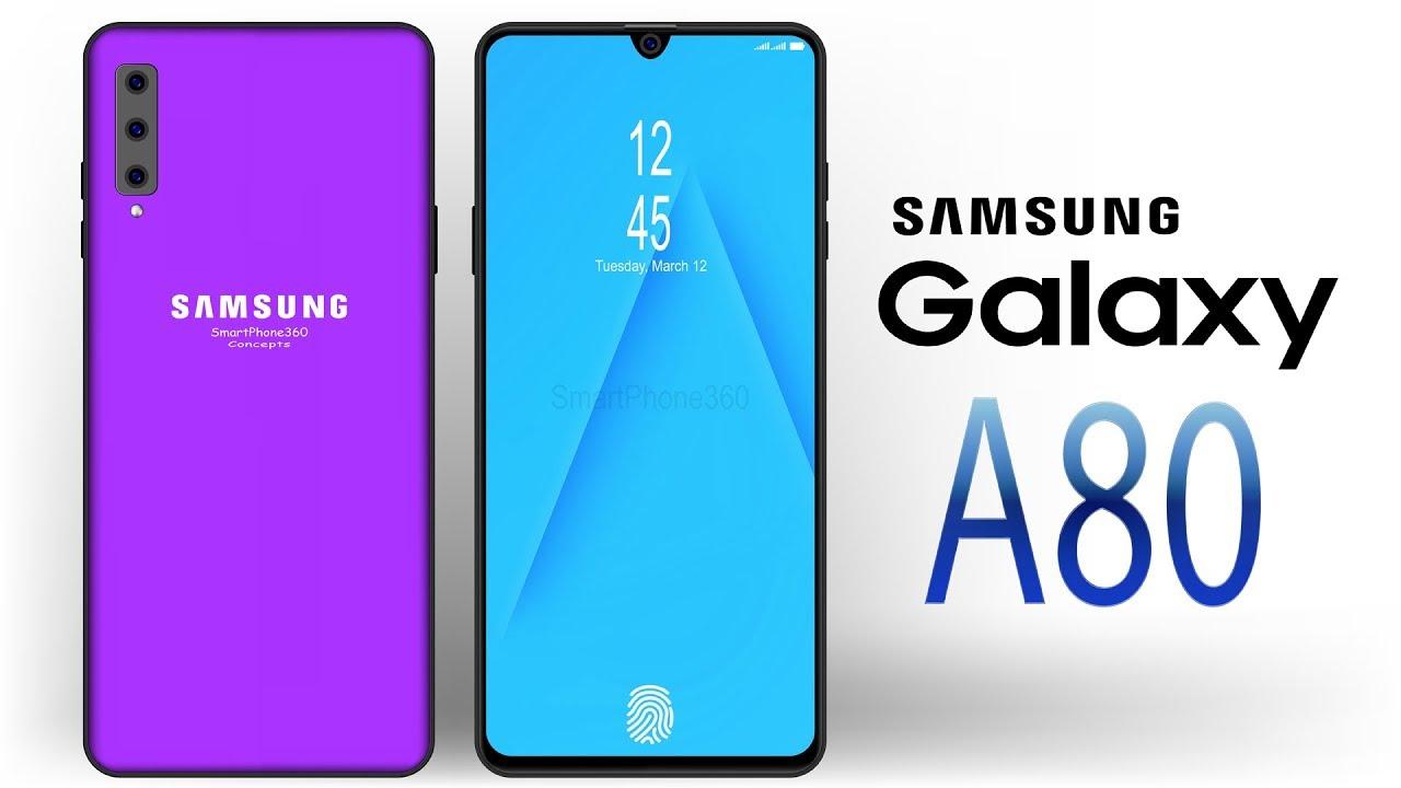 Thay nắp lưng Samsung A80