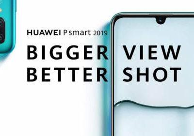 Thay pin Huawei P Smart 2019 chính hãng, giá tốt
