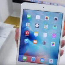 Thay pin iPad Mini 5 chính hãng, chất lượng