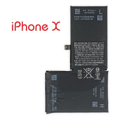 Thay pin iPhone X  giá rẻ tại đống đa