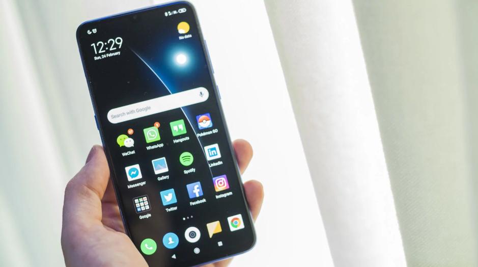 Thay vân tay cho Xiaomi Mi 9 không nhận vân tay, nhận vân tay chậm