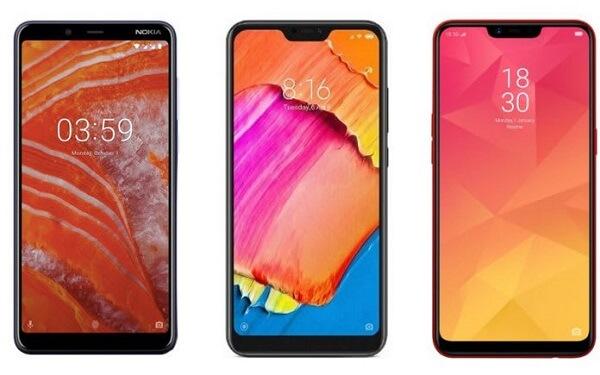 Nokia 3 1 Plus Thay Man Hinh1