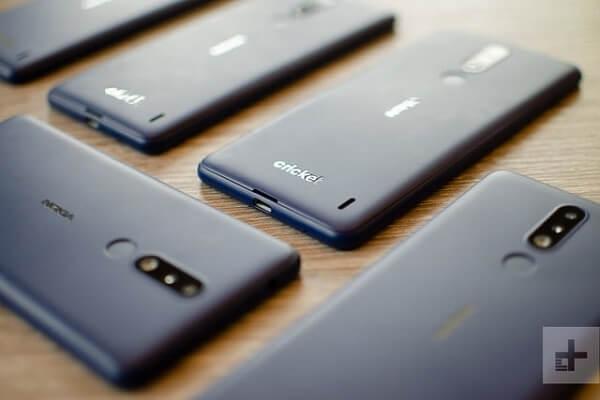 Nokia 3 1 Plus Thay Nap Lung