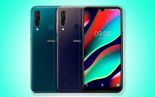 Wiko View 3 View 3 Lite Thay Nap Lung1