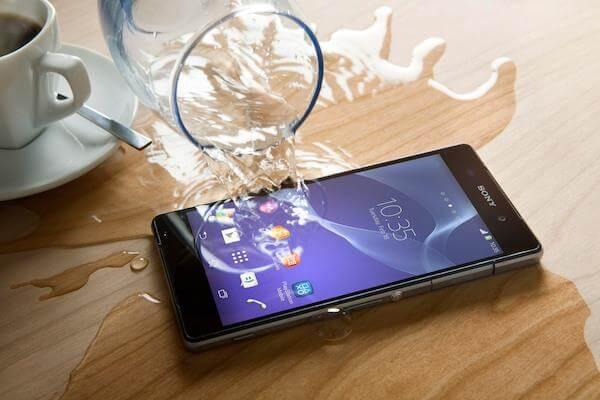 Xiaomi Mi8 Bi Mat Song Do Vo Nuoc