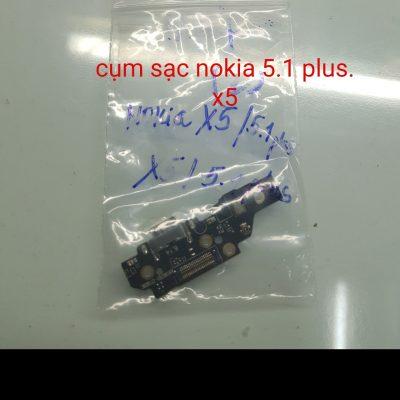 Cum Sac Nokia 5.1 Plus
