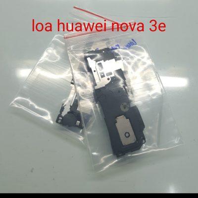 Loa Huawei Nova 3e