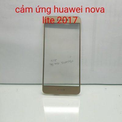 Mat Kinh Cam Ung Huawei Nova Lite 2017