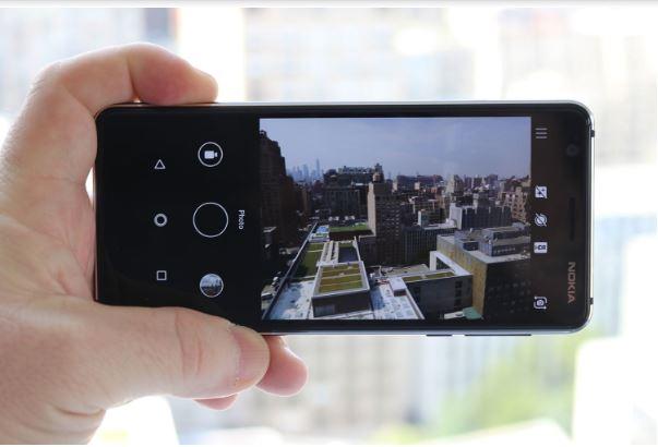 Nokia 3.1 Plus Camera Khong Lay Net Camera Bi Mo(1)