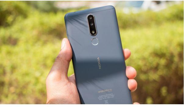 Nokia 3.1 Plus Khong Nhan Van Tay Nhan Van Tay Cham