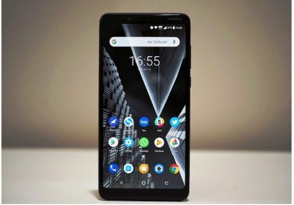 Nokia 3.1 Plus Mat Song Song Yeu