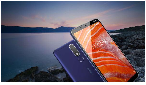 Nokia 3.1 Plus Thay O Sim Gay Chan Sim