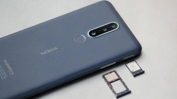 Nokia 3.1 Plus Thay O Sim Gay Chan Sim(1)