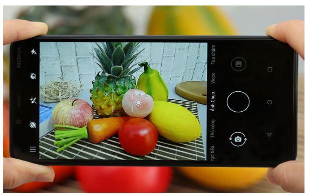 Thay Camera Sau Nokia 3.1 Plus