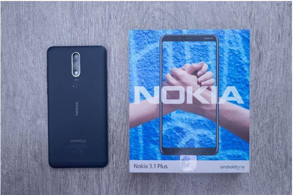 Thay Camera Sau Nokia 3.1 Plus(1)