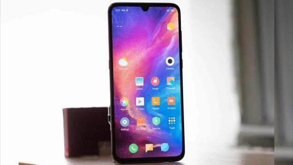Xiaomi Mi 9x Mat Cam Bien Anh Sang Cam Bien Tiem Can