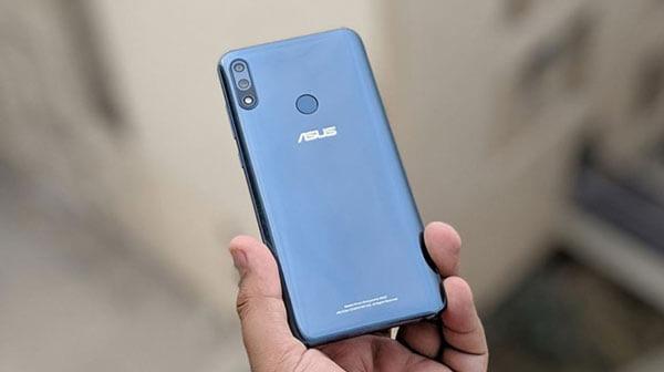 Zenfone Max Pro M2 Mat Song Song Yeu