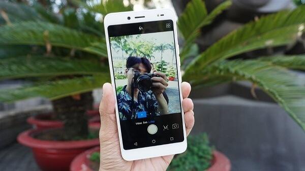 Mobiistar E Selfie Camera Khong Lay Net Camera Bi Mo