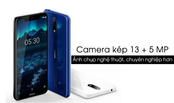 Nokia 51 Plus Thay Camera Sau