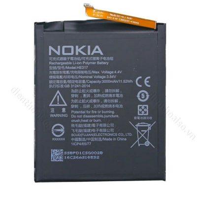 Pin Nokia 6